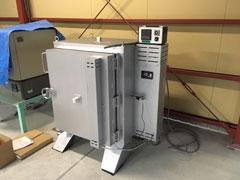 電気陶芸窯TRB-J7型導入事例1
